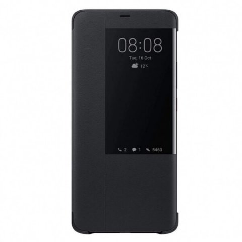 Etui do Huawei Mate 20 Pro Smart View Flip Cover - BLACK