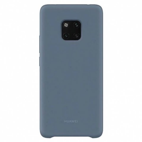 Etui do Huawei Mate 20 Pro Silicon Case - BLUE