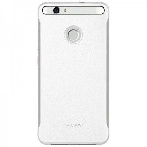 Huawei Leather Case Nova - WHITE