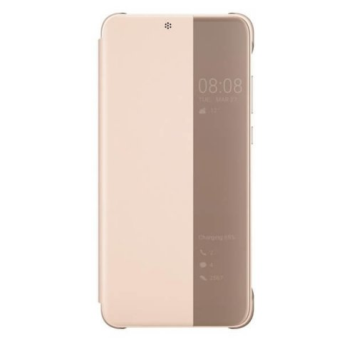 Etui do Huawei Smart View Flip Cover P20 - GOLD