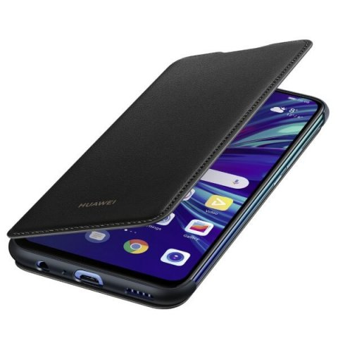 Huawei Wallet Cover P Smart 2019 - BLACK
