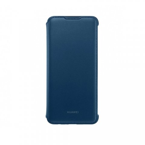 Huawei Wallet Cover P Smart 2019 - BLUE