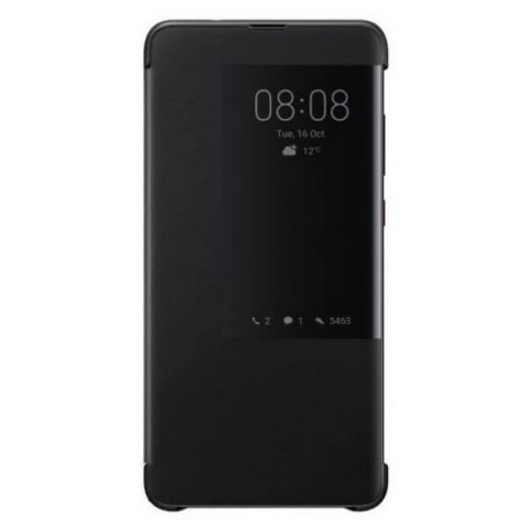 Huawei Smart View Flip Cover Mate 20 - BLACK